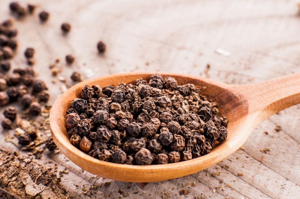 Black pepper benefits for health