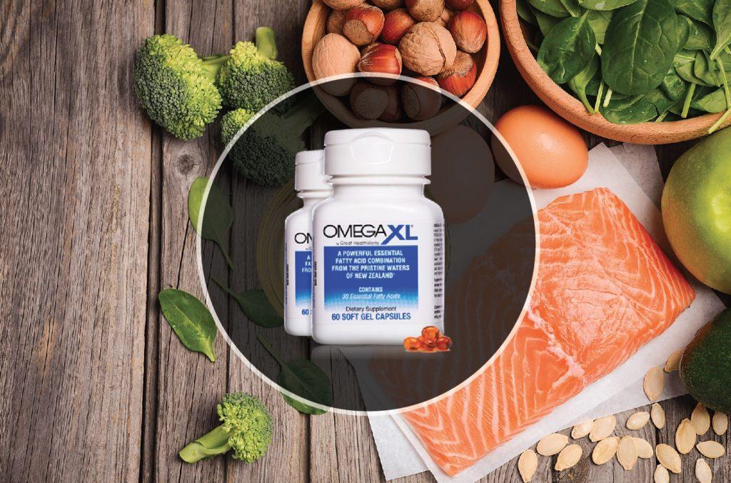 Buy Omega XL pills