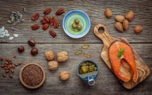 Omega 3 fatty fish benefits