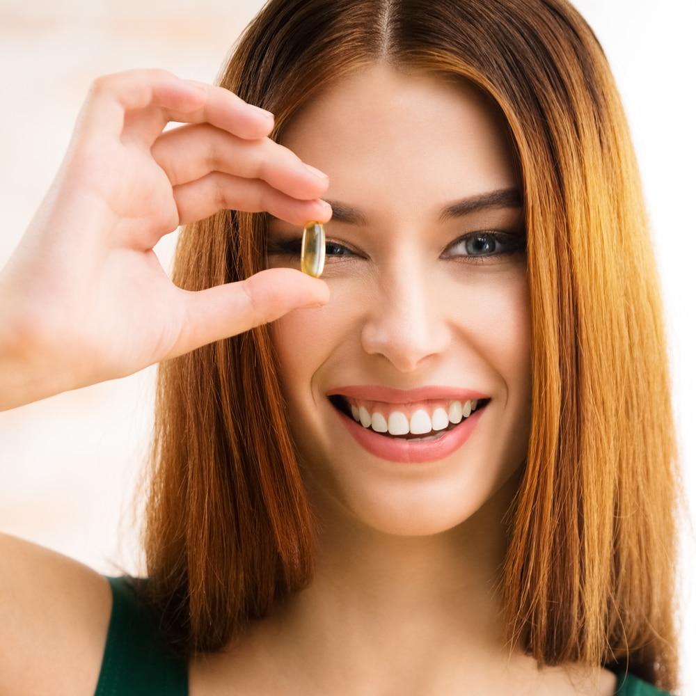Omega 3's hair care