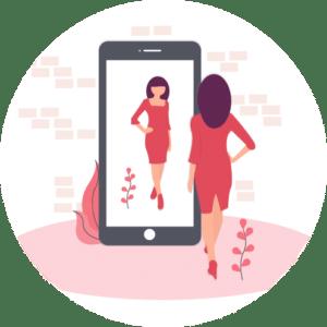 Beauty Category illustration