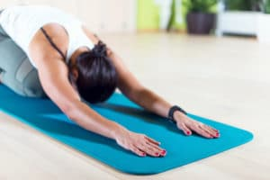 Back Stretching