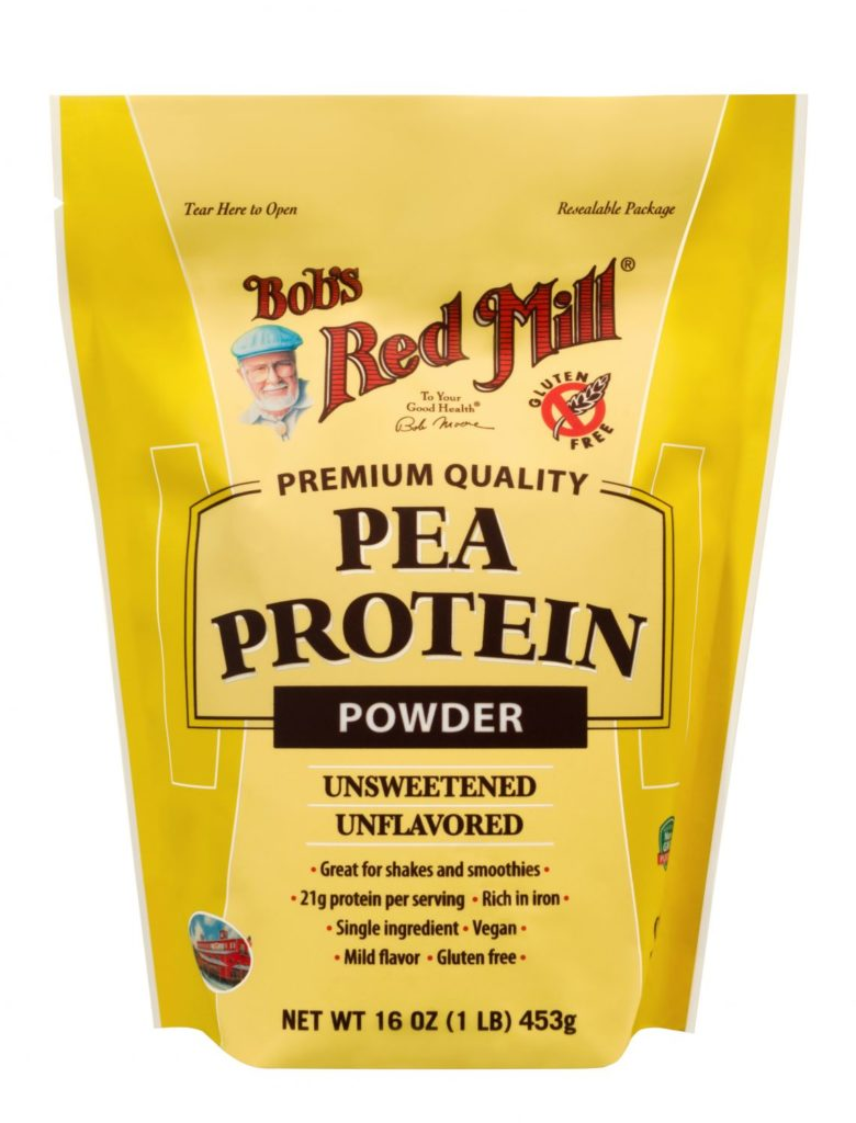Bobs Red Mill Pea Protein