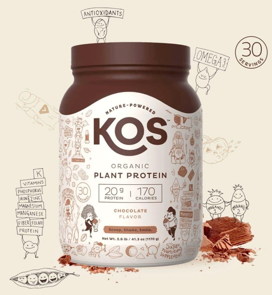 Kos Organic Protein