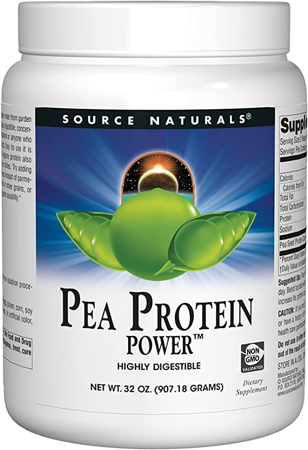 Source Naturals Pea Protein
