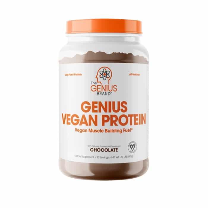 Vegan Genius Pea Protein