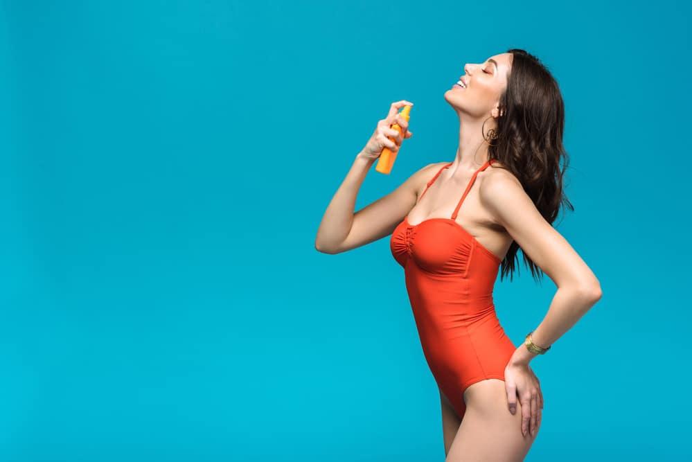 Sunscreen Hyperpigmentation