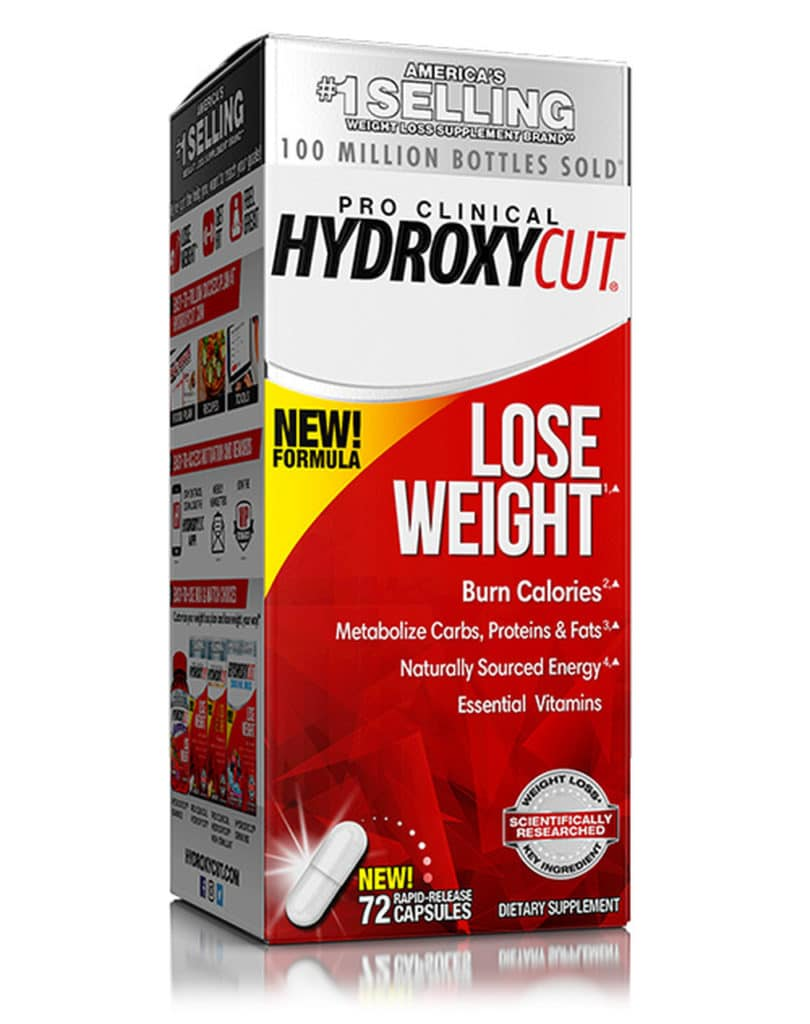 Hydroxycut Pills