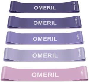 Omeril Resistance Band Set