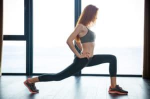 Warm Up Stretching Exercises