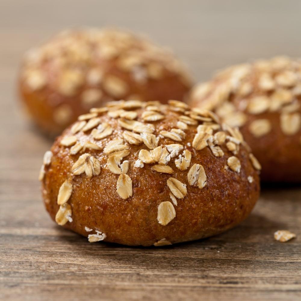 Vegan Keto Bread Rolls