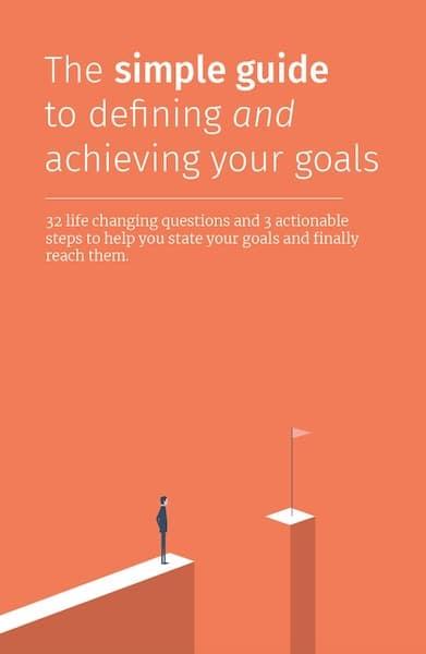 Free Ebook Goals