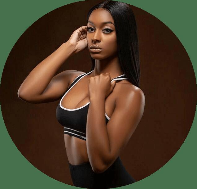 Raynisha Nicole Fitness Coach Fcer
