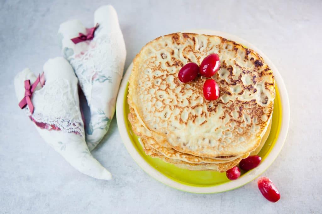 Vegan Keto Pancake