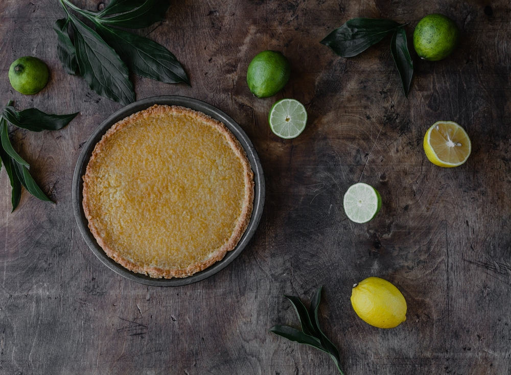 Vegan Keto Lemon Cake